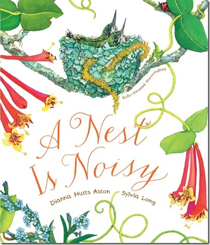 Nest is Noisy cover copy
